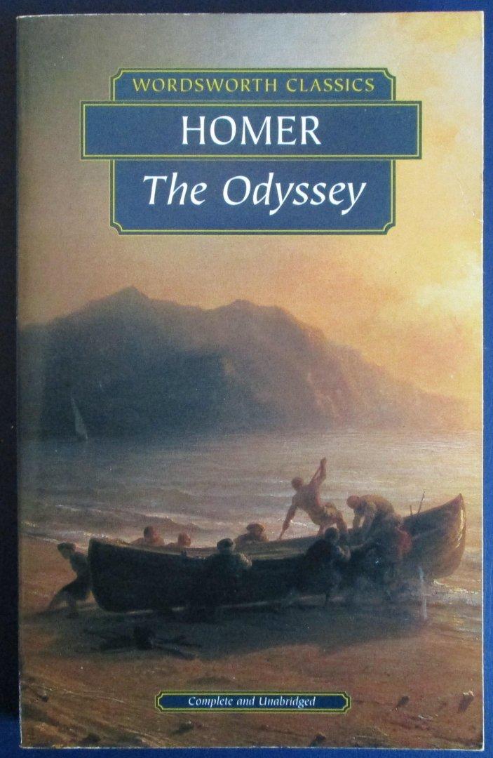 Homer (vertaald door T.E. Lawrence) - The Odyssey