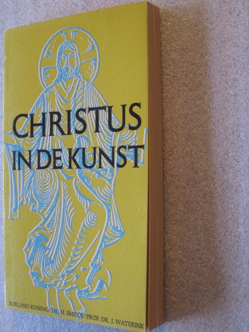 Koning, Roeland, e.a. - Christus in de kunst