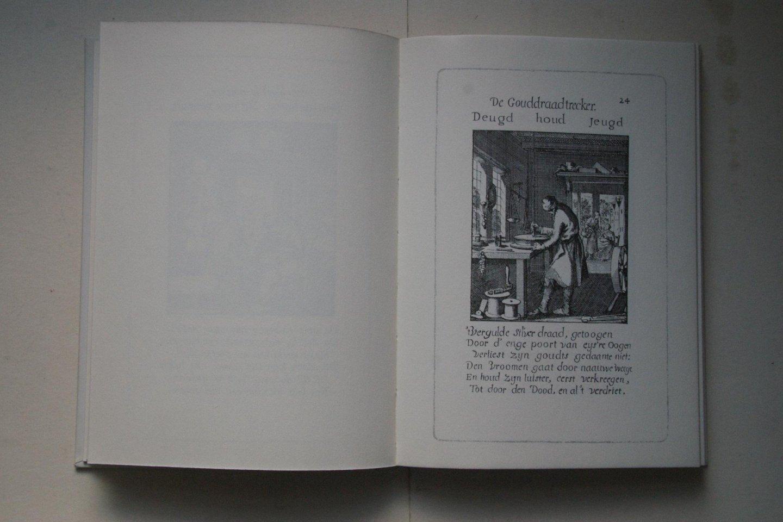 ... Luiken, Jan en Kasper - HET MENSELYK BEDRYF vertoond in 100  verbeeldingen van ambachten,