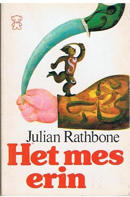 Rathbone, Julian - Het mes erin