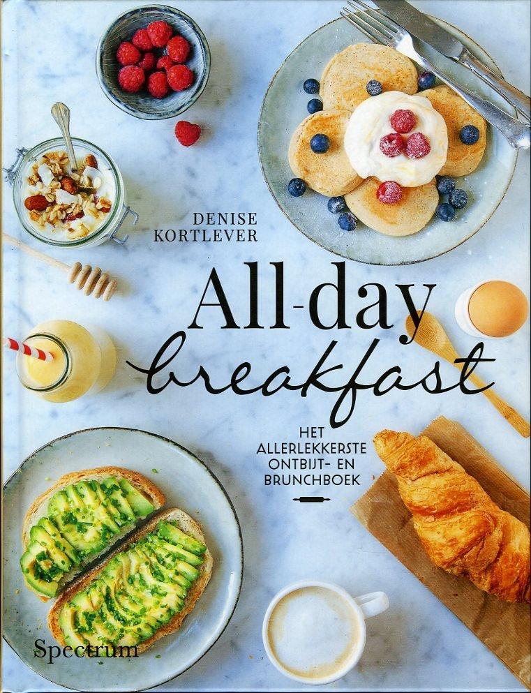 All-day breakfast. Het alle...