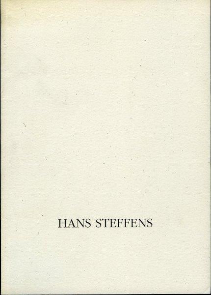 Hans Steffens peintures 198...
