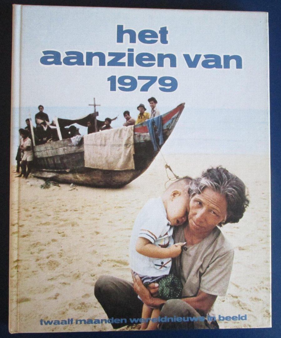 Samengesteld door Johan Jongma - Het aanzien van 1979, Twaalf maanden wereldnieuws in beeld