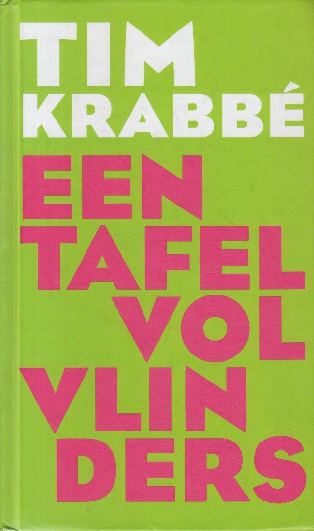 Krabbé (born 13 April 1943), Tim - Een tafel vol vlinders