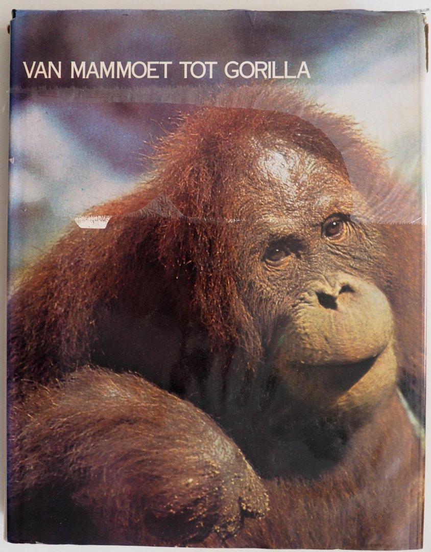 - Van mammoet tot gorilla deel 1 Geheimen der dierenwereld Lekturama encyclopedie