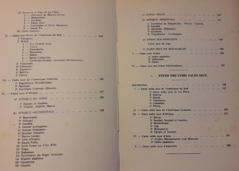 Collignon, Marcel ; Lebacq, Edouard ;  Lalière, A. - Les Cuirs Exotiques et le Marché d'Anvers. Etude Technique, Commerciale et Economique