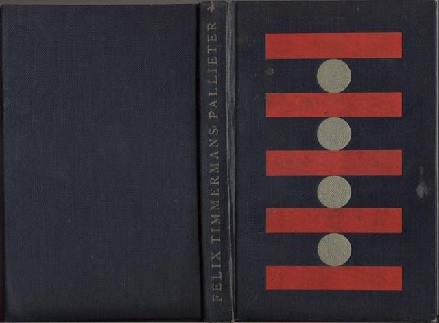 Timmermans, Felix - Pallieter. Vert. Rudolf J. Vonka [tekst CZ]