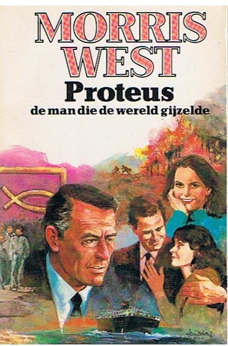 West, Morris - Proteus, de man die de wereld gijzelde