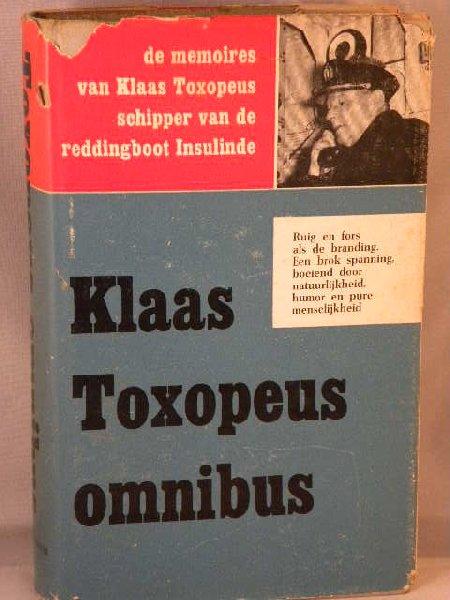 Toxopeus, Klaas - Omnibus (3 dln. in een band)