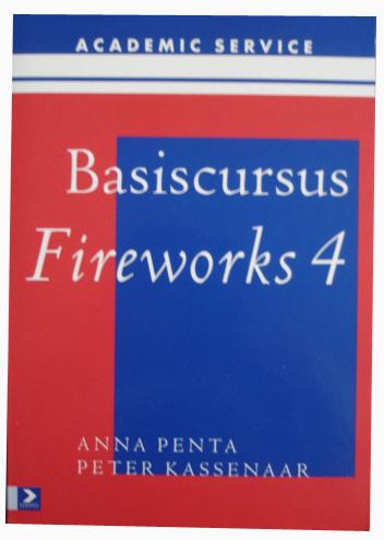 Penta, Anna / Kassenaar, Peter - Basiscursus Fireworks 4