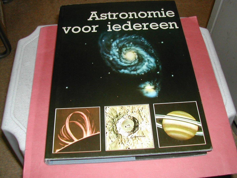 rukl, antonin - ASTRONOMIE   VOOR  IEDEREEN