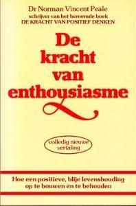 Peale, Norman Vincent - De  Kracht van Enthousiasme