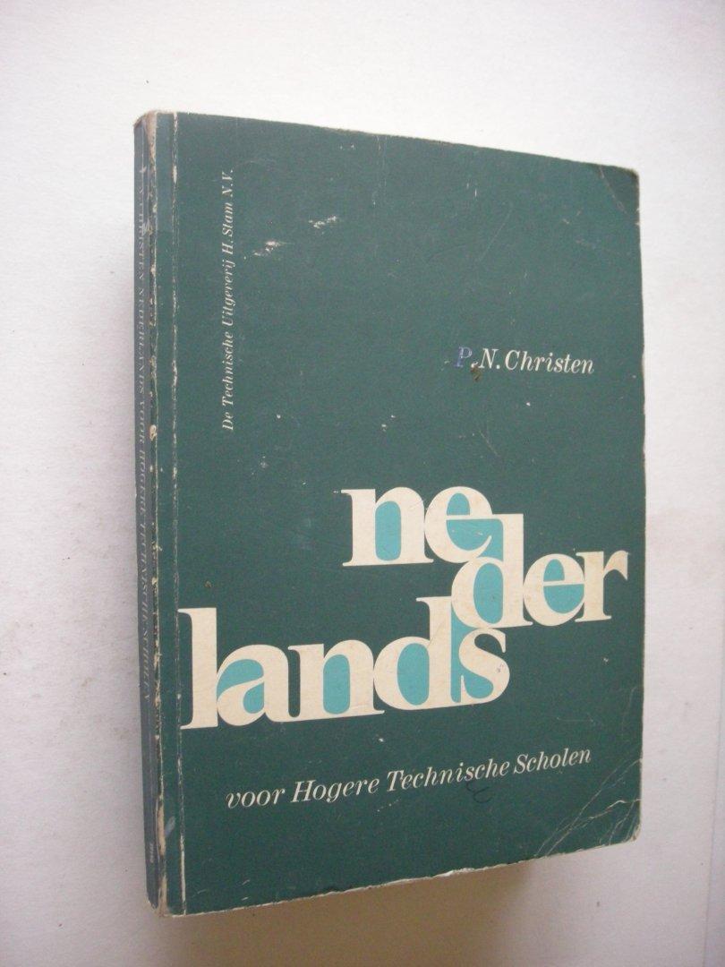 Christen, P. N. - Nederlands voor Hogere Technische Scholen