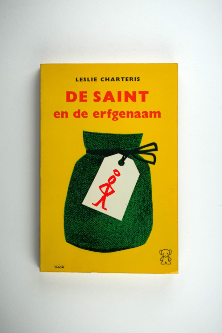 Charteris, Leslie - De Saint en de erfgenaam