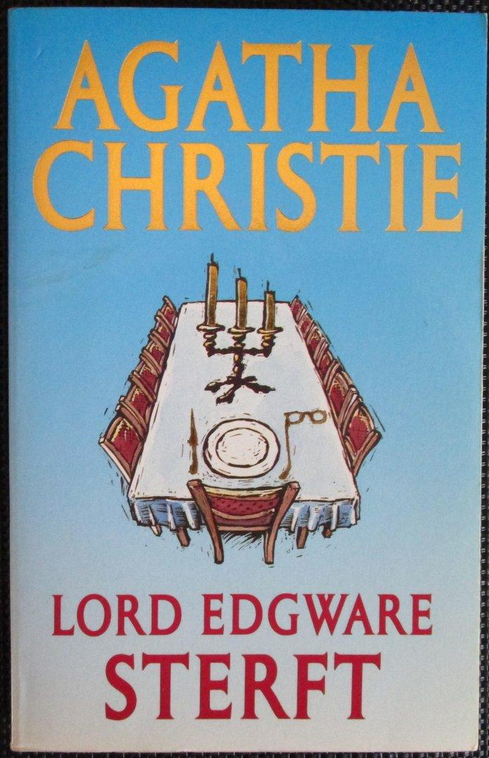 Christie, Agatha - Lord Edgware sterft