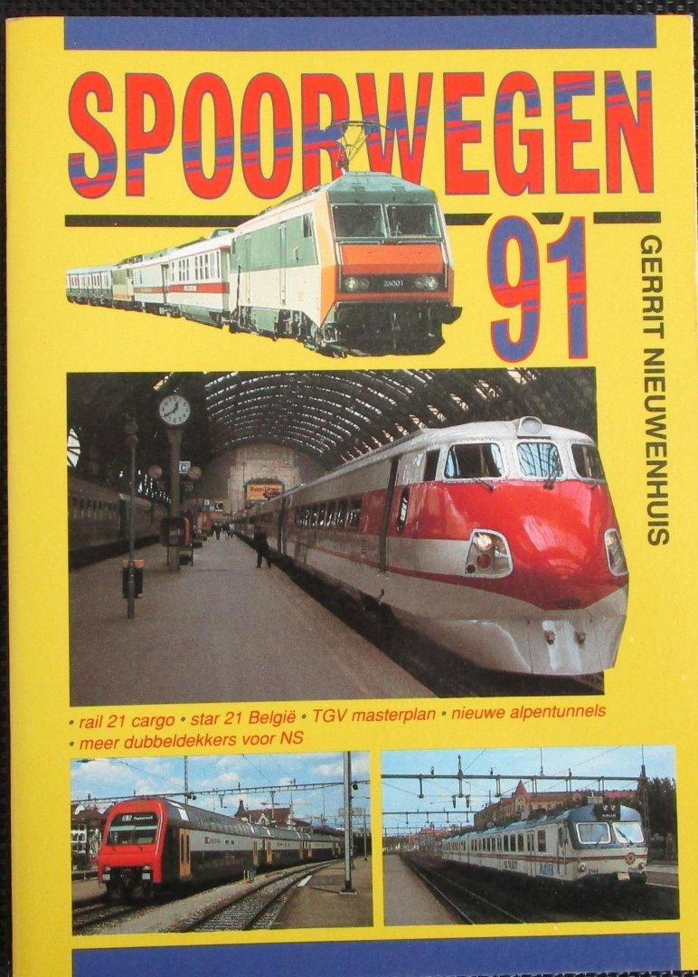 Nieuwenhuis, Gerrit - Spoorwegen 91