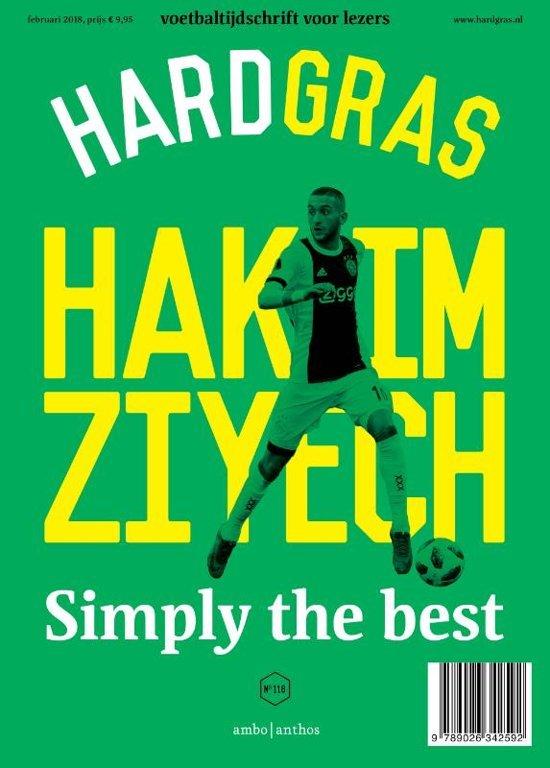 Hard Gras, Tijdschrift - Hard gras 118 - februari 2018 / Simply the best