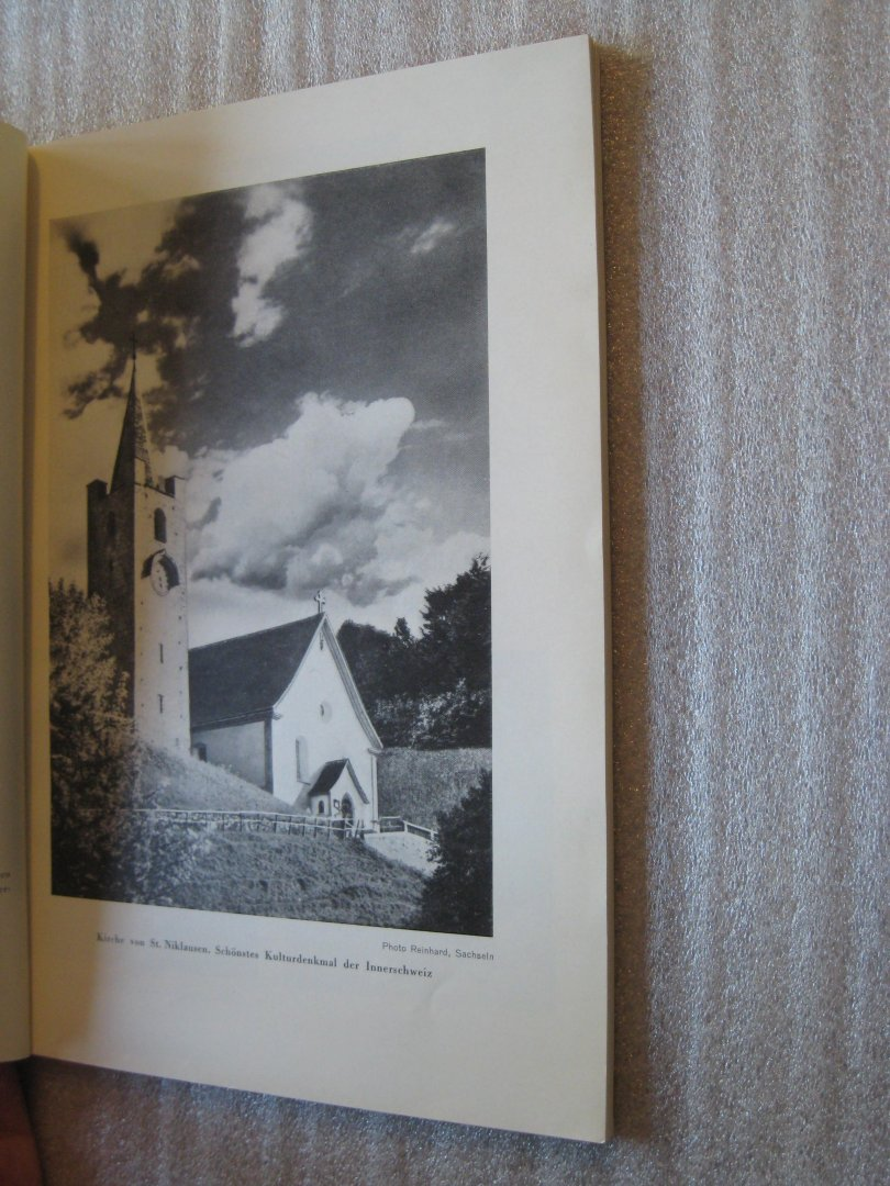 Reinhard, W.M. (Hrsg.) - St. Niklausen