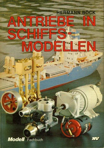 Antriebe in Schiffsmodellen...