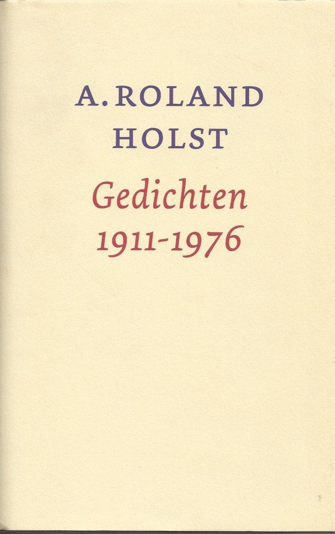 Boekwinkeltjesnl Roland Holst A Gedichten 1911 1976