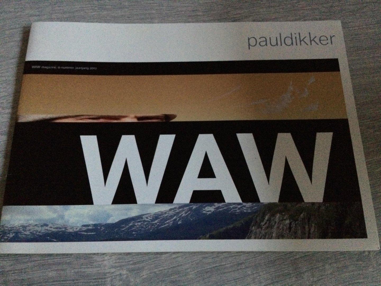 Paul Dikker - Waw 2012