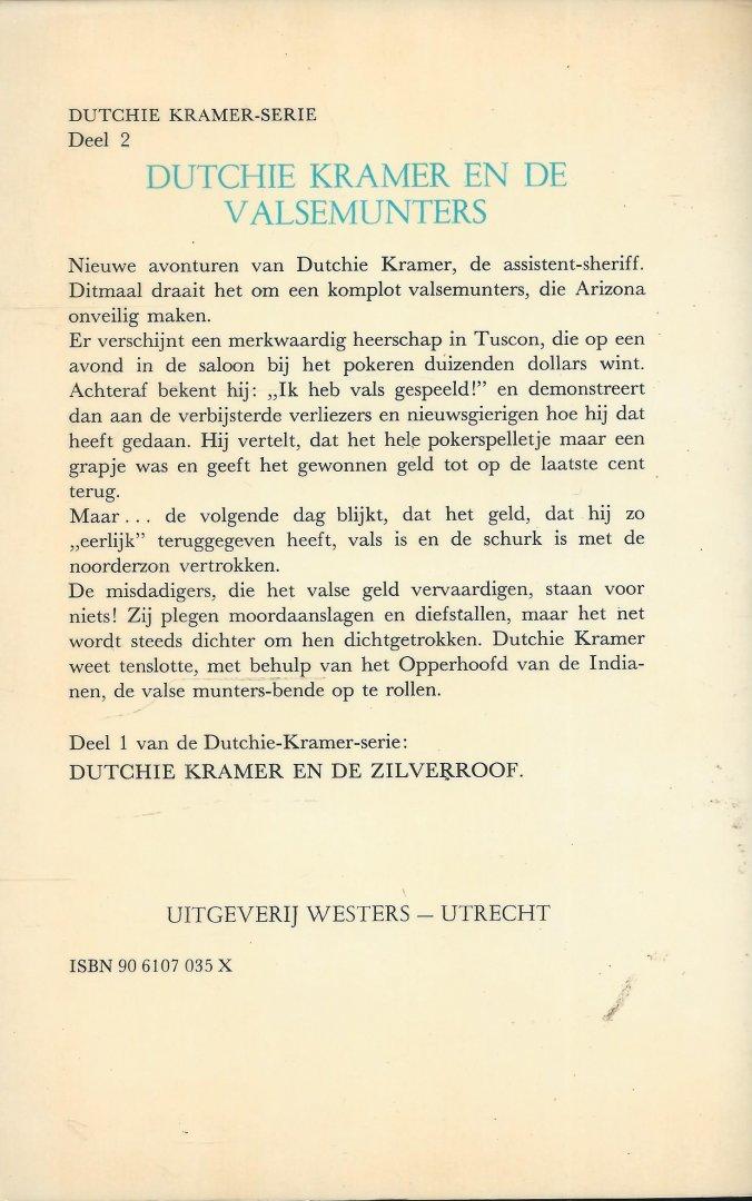 Assumburg, Hans van - DUTCHIE KRAMER EN DE VALSEMUNTERS