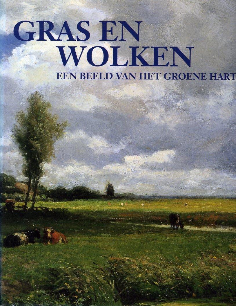 Gras en wolken, een beeld v...