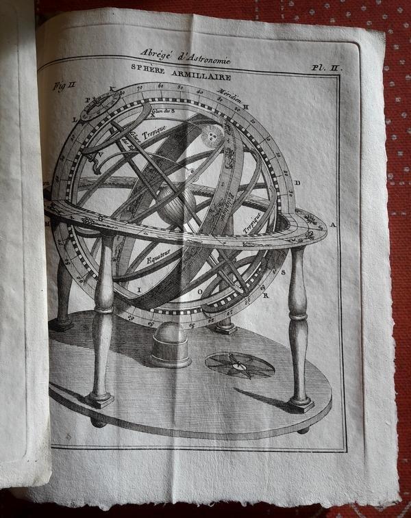 Lalande, Jérôme - Abrégé d'astronomie