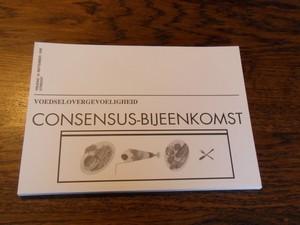 redactie - Consensus-bijeenkomst voedselovergevoeligheid. (14 september 1990)