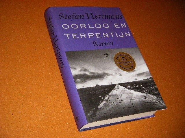 Oorlog en Terpentijn: Roman