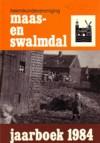 - maas en swalmdal jaarboek 1984