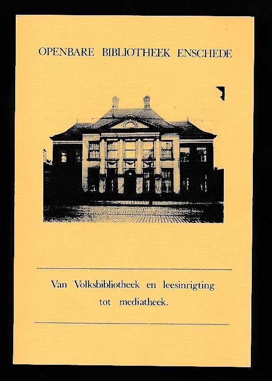 boekwinkeltjes.nl - openbare bibliotheek enschede. van