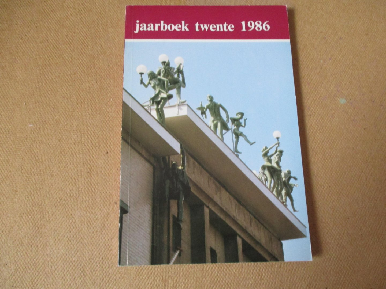 Jaarboek Twente / diverse auteurs - 1986 - Jaarboek Twente - vijfentwintigste jaar