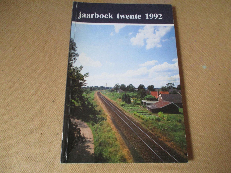 Jaarboek Twente / diverse auteurs - 1992 - Jaarboek Twente - eenendertigste jaar