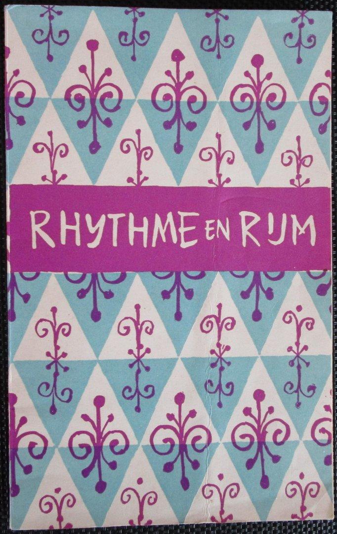 Schmidt, Annie M.G, Gezelle, Guido e.a. - Rhythme en Rijm, gedichten en liedjes