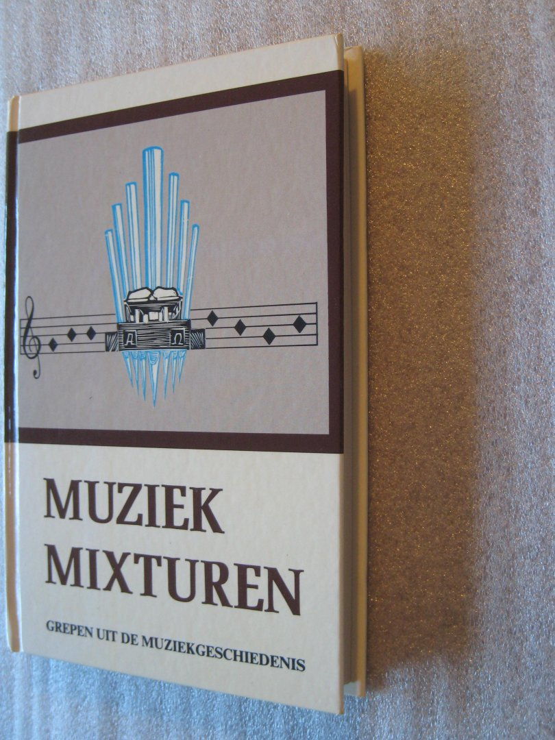Deddens, Dr.K. - Muziek mixturen