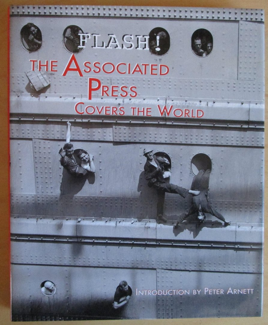 Introduction by Peter Arnett - Flash! The Associated Press covers the world