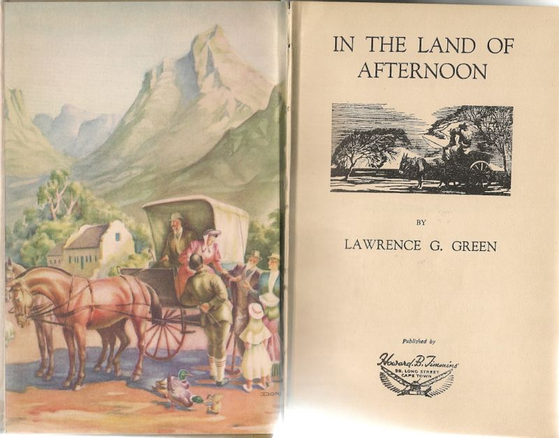 Green, Lawrence G. - In the land of afternoon