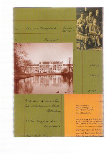 buitelaar, w.l. - toren, j.p.van den - tijd beweging de awvn 1919 - 1999 ( een werkgeversvereniging in de nederlandse overlegeconomie )