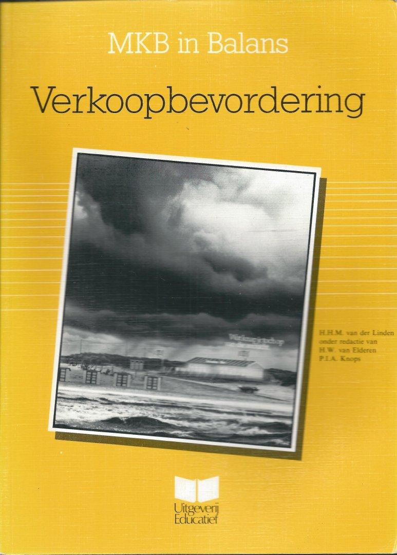 Linden, H. H. M. van der - MKB IN BALANS - VERKOOPBEVORDERING