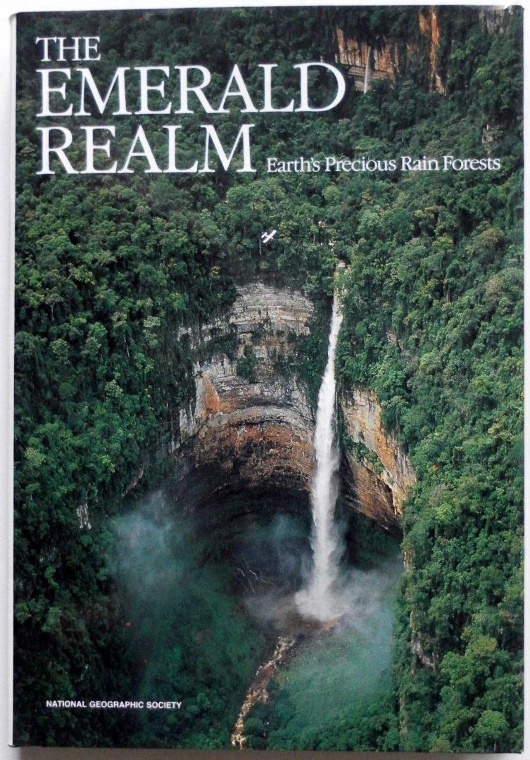 Raven Peter H, Fisher Ron e.a. Illustrator: Azel Jose - The Emerald Realm Earth's Precious Rain Forests