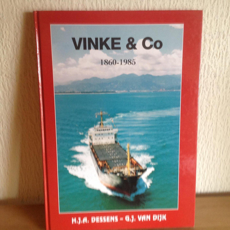 Dessens, H.J.A. - Vinke & Co. 1860-1985