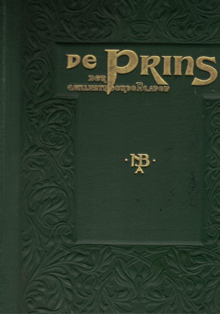 redactie - De Prins der geillustreerde bladen zesde jaargang 1 juli 1906 t/m 22 juni 1907