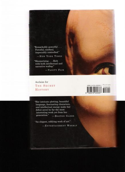 tartt, donna - the litte friend ( a novel by the author of the secret history )