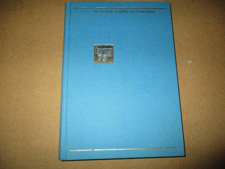 Keuzenkamp, Mr. J.H. - tekst inleiding - Gemeentewapens in Nederland 1914 - 1989 / naar het officiële register van de Hoge Raad van Adel