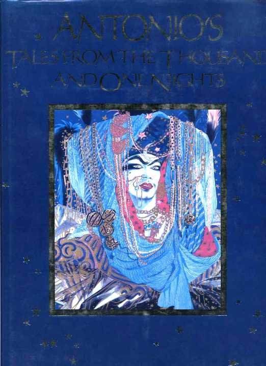 Lopez, Antonio - Antonio's Tales from the Thousand and One Nights.