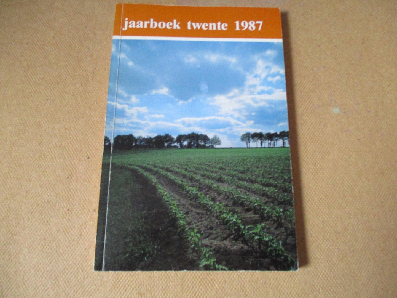 Jaarboek Twente / diverse auteurs - 1987 - Jaarboek Twente - zesentwintigste jaar