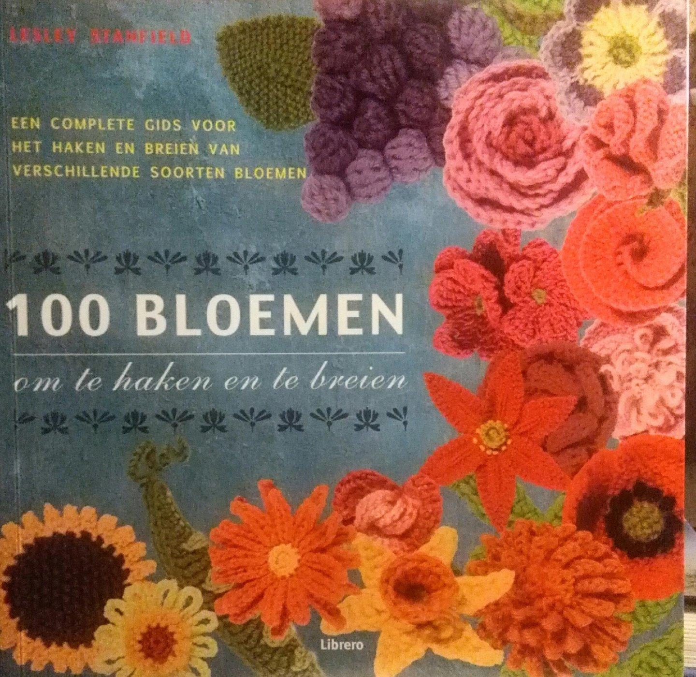 Boekwinkeltjesnl 100 Bloemen Om Te Haken Een Complete Gids