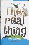 Falkner, Brian - Brian Falkner: The Real Thing - over geheime formules, ontvoering en slimme jongens