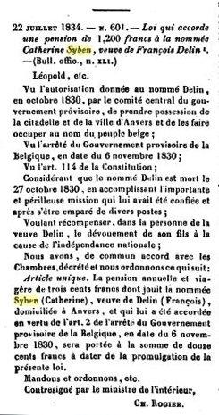 Cathérine Syben - A Messieurs les Président et Membres...